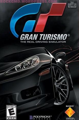 Capa de GT para PSP